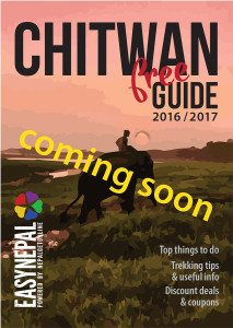 Chitwan Guide cover 2016-2017