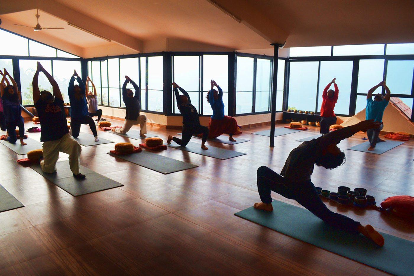 Purna Yoga Retreat - EASYNEPAL   Tours, Culture, Trekking ...